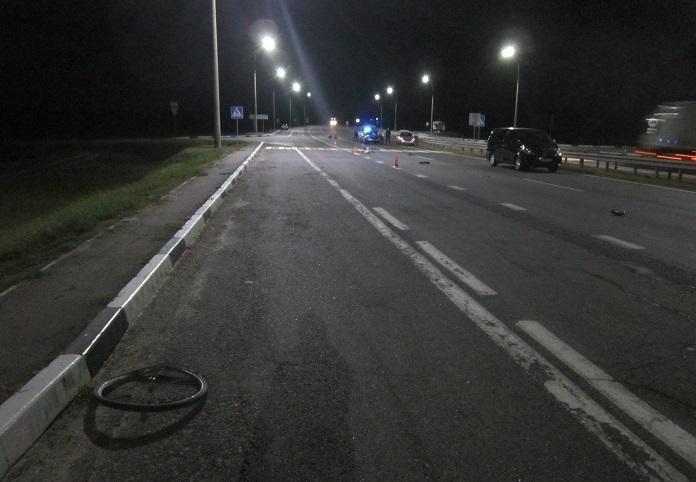 Авария в Кобринском районе 13 сентября 2016
