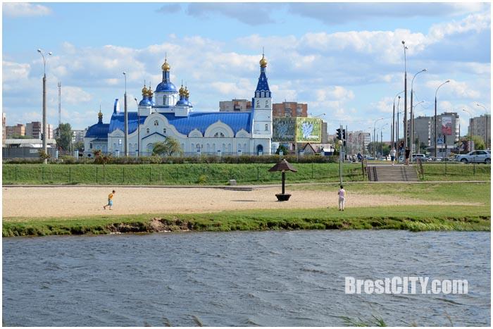 Гребной канал в Бресте. Летняя велопрогулка. Фото BrestCITY.com