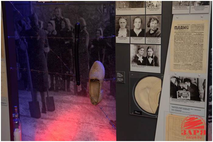 Выставка. История Брестчины. Краеведческий музей
