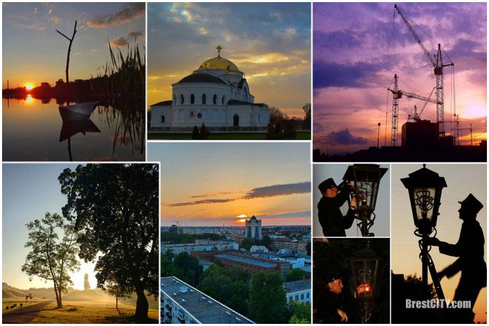 Рассветы и закаты в Бресте. Лучшие фотографии из инстаграма