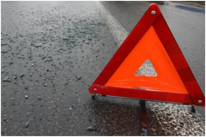 Знак аварийной остановки. Треугольник