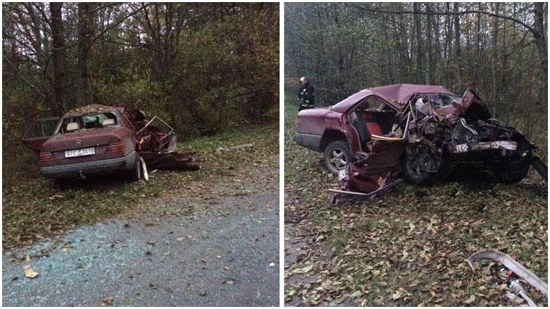 Авария в Ивацевичском районе