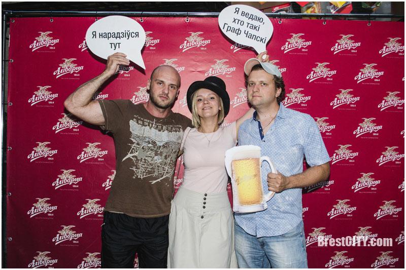 Пивная вечеринка в Бресте. BeerBus