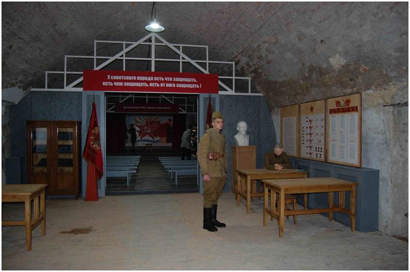 Армейский клуб. Брестская крепость