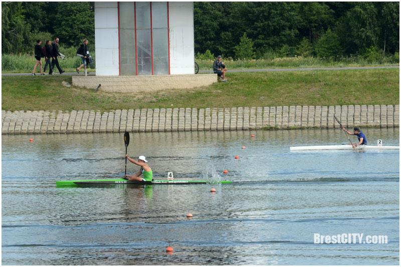Балтийские игры в Бресте. Фото BrestCITY.com