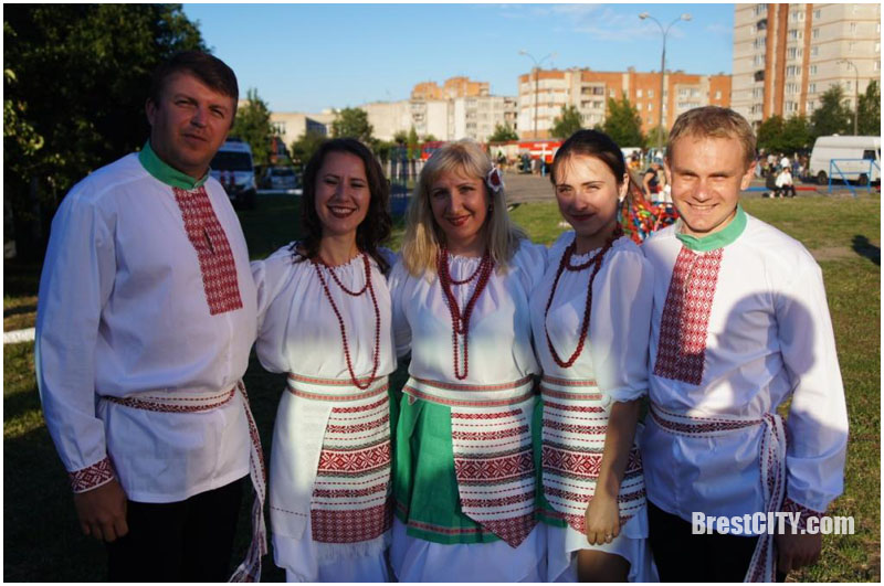 Праздник микрорайона Березовка