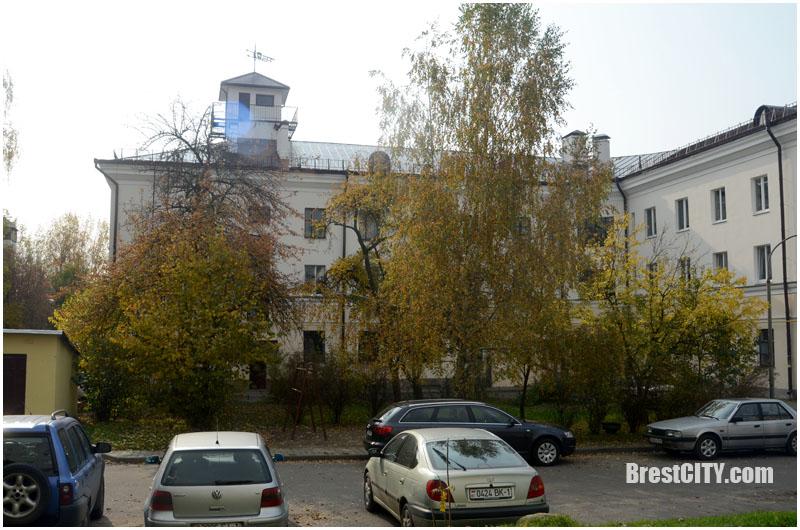 Шпиль к 1000-летию Бреста
