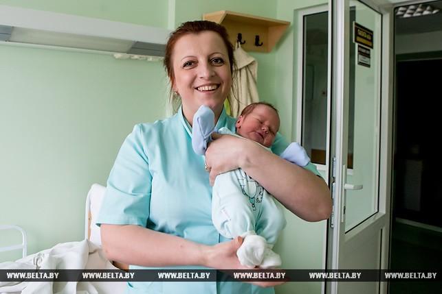 Репортаж из Брестского областного роддома