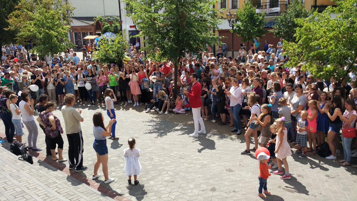 Брест празднует День города