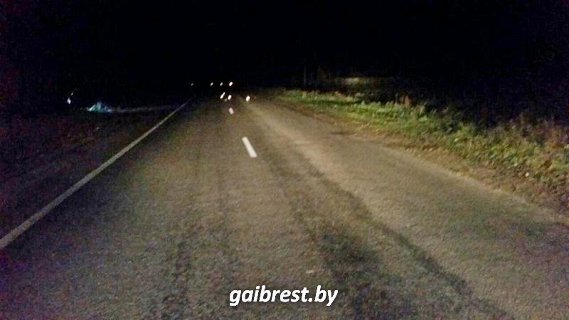 ВБрестском районе шофёр Ауди насмерть сбил пешехода и исчез