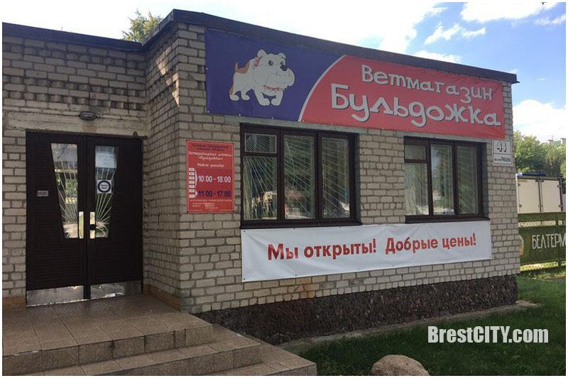 Социальная аптека для животных в Бресте