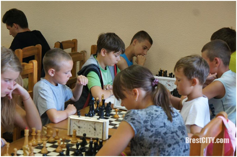 Турнир по шахматам в Бресте