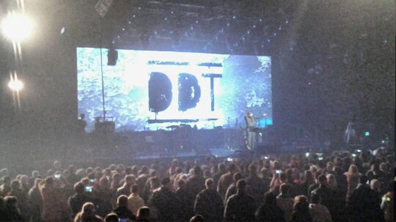 Концерт ДДТ в Бресте