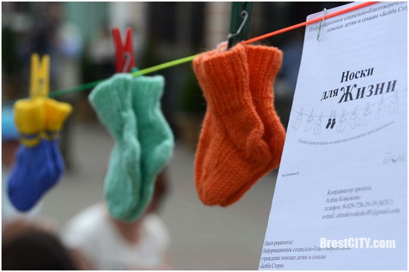 Всемирный день вязания в Бресте 10 июня