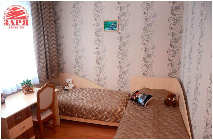 Дом семейного типа в Жабинке. Фото Александр Шульгач