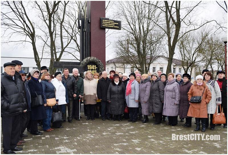 Популярный «Диалог» Ленинского района состоялся в Брестском районе