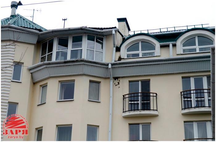 Дом по ул.К.Марска 82 в Бресте
