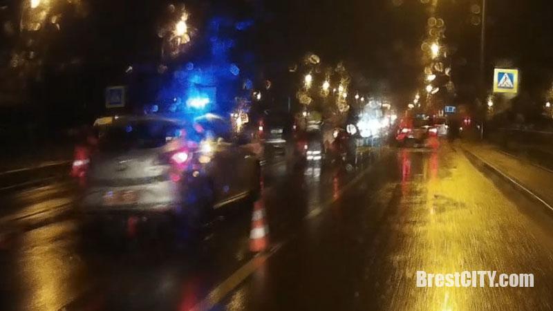 Авария в Бресте 7 декабря 2017