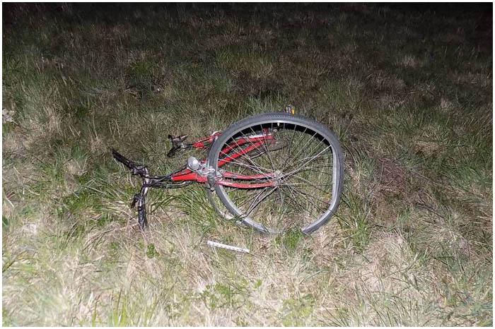 Вечером в Дрогичине сбили насмерть велосипедиста