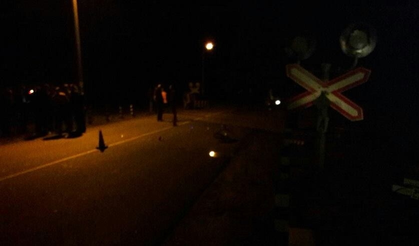 Авария в Ивановском районе