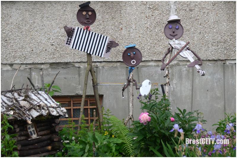 Необычные дворы Бреста. Фото BrestCITY.com