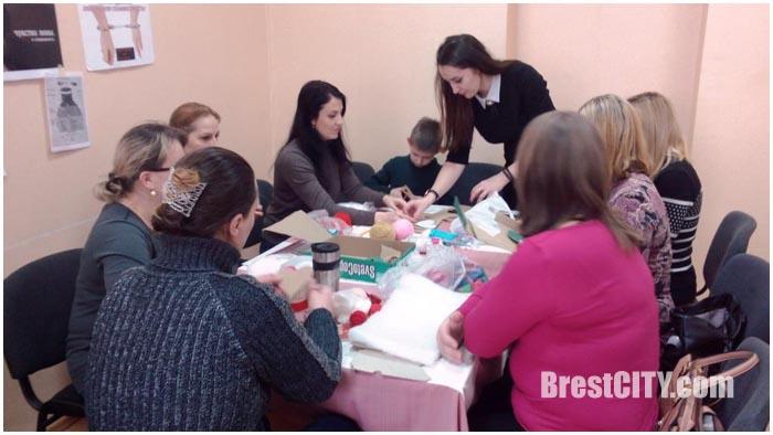 Клуб для многодетных семей в Бресте