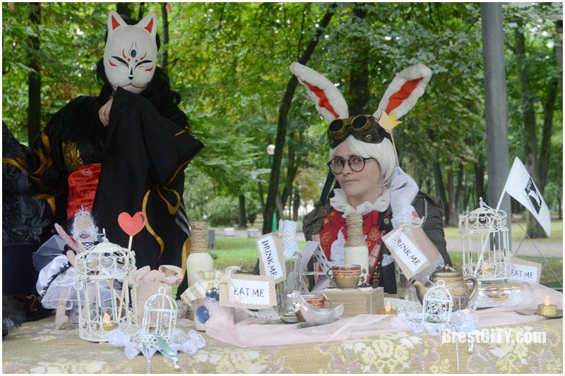 Фестиваль чая, кофе и хорошего настроения в Бресте