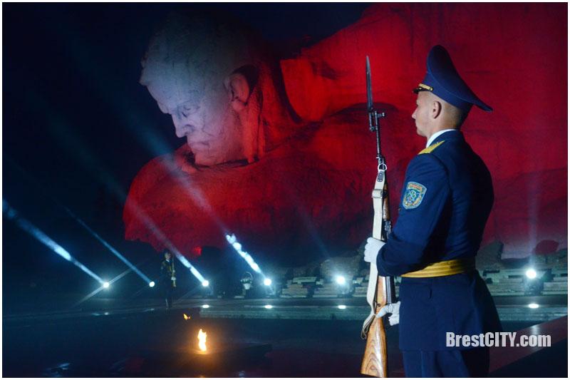 Брестская крепость 22 июня 2017