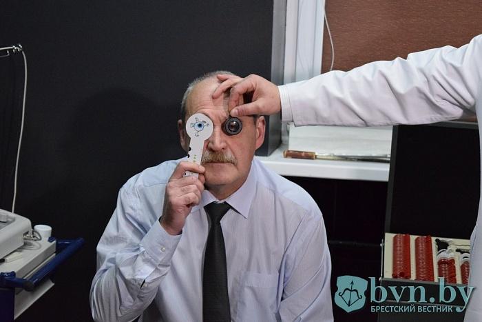 Отделение микрохирургии глаза возобновило работу в Брестской областной больнице