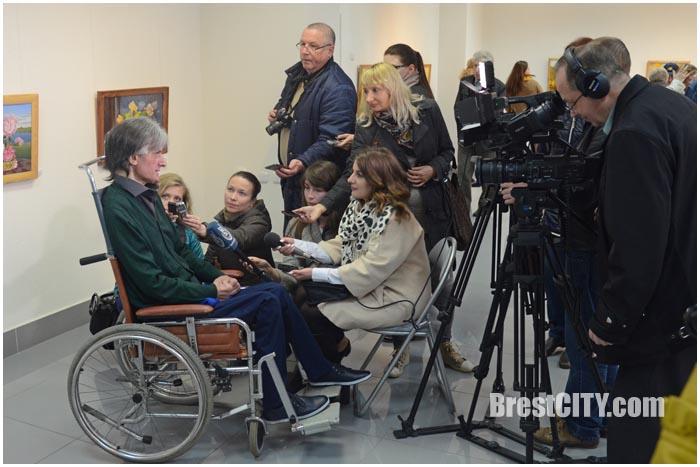 Анатолий Галушко. Выставка картин