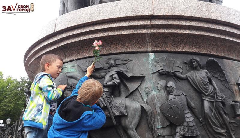 Грундвальд в Бресте