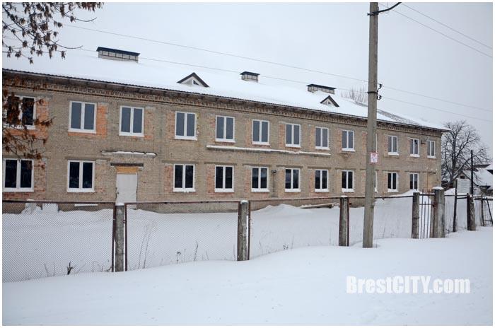 Строительство хосписа в Бресте