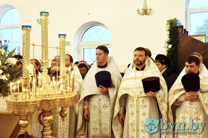Освятили храм в Южном