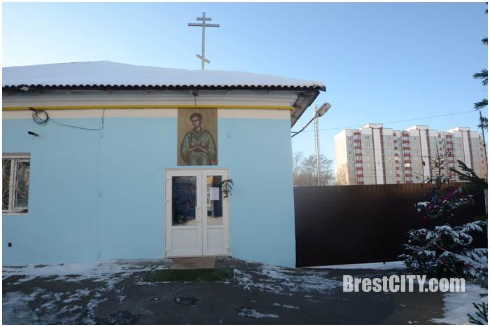 Приход в честь Иоанна Русского в Бресте