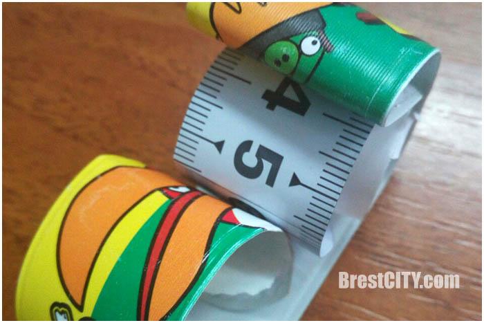 Ребенок в Бресте порезался игрушкой-линейкой