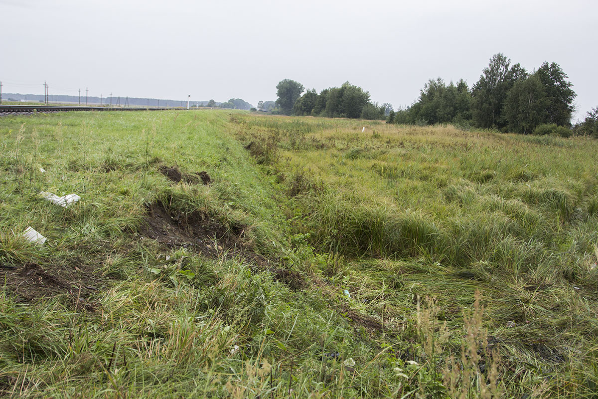 Авария на жд переезде в Иваново