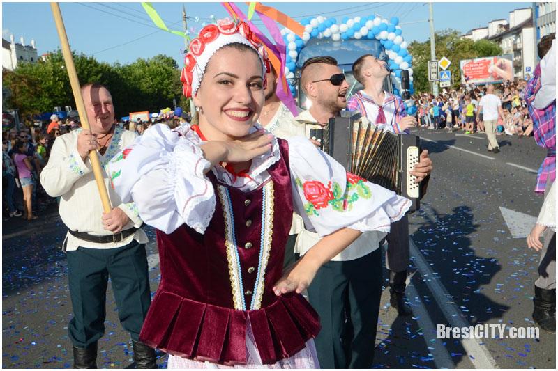 Карнавал на День города