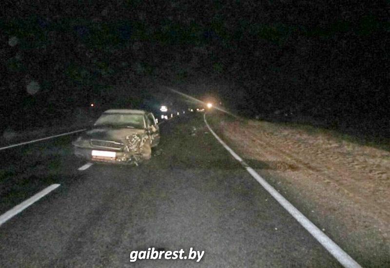 Авария в Кобринском районе 10 декабря