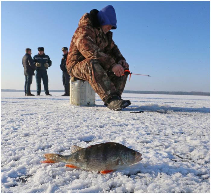Спасти рыбака