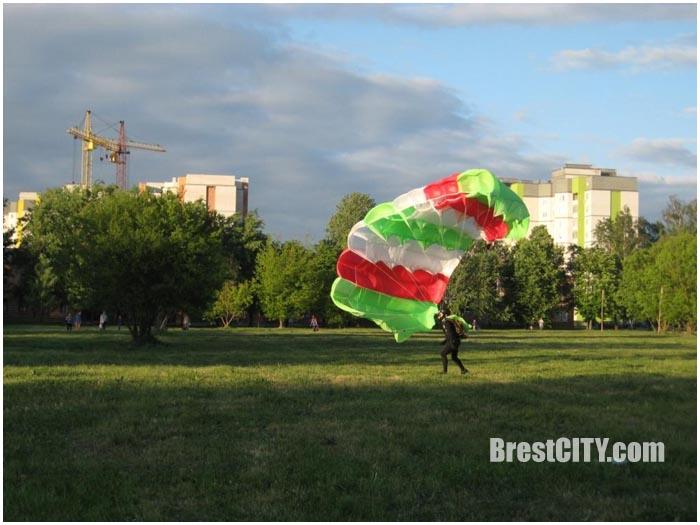 День защиты детей в Ленинском районе Бреста