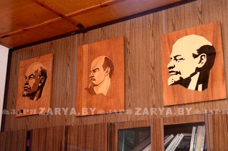 Коллекционер Ленинов