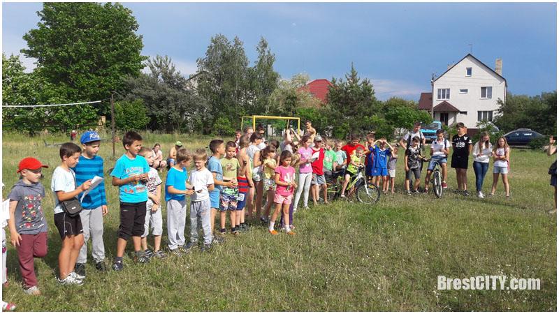 Спортивный фестиваль на Ковалевке в Бресте