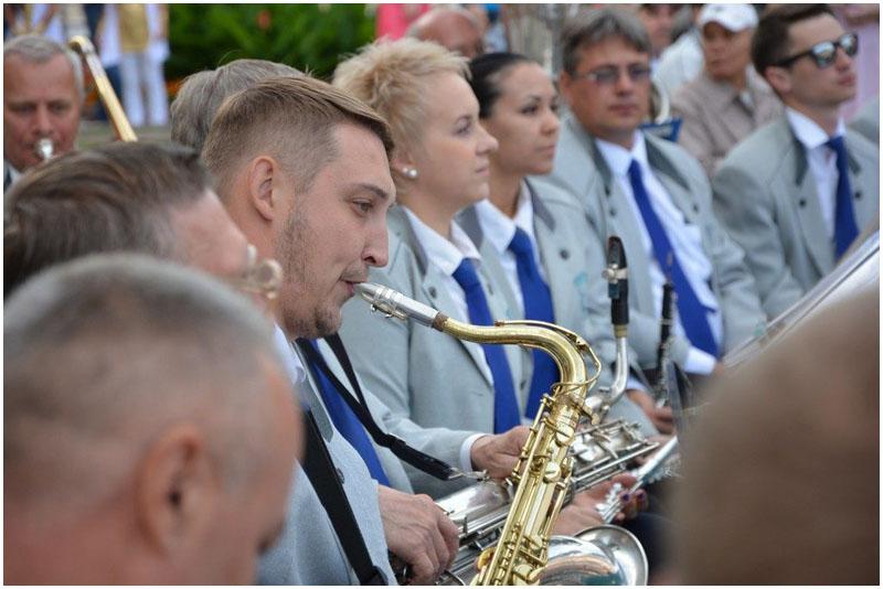 Закрытие сезона музыкальных вечером на Советской