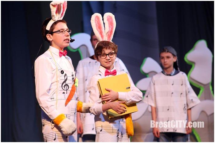 Мюзикл с участием детей-аутистов