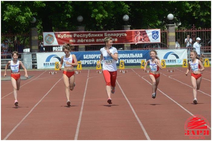 Юлия Нестеренко завершает карьеру в большом спорте