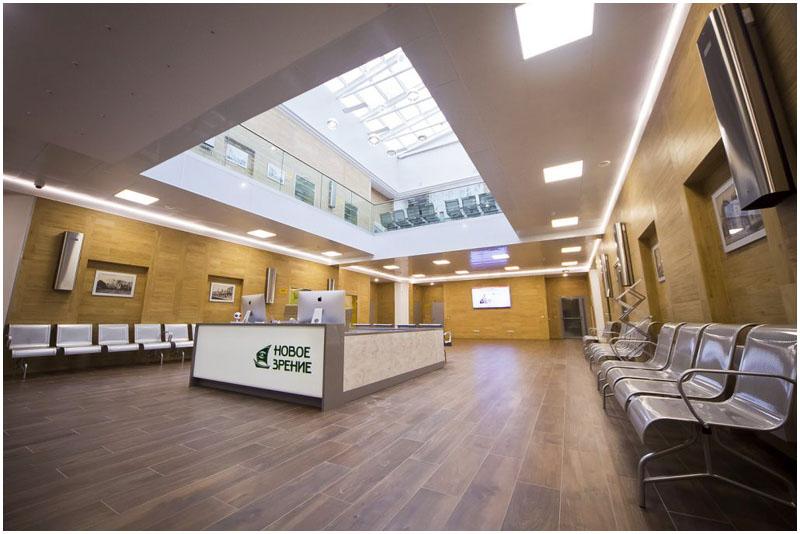 Клиника новое зрение в Бресте