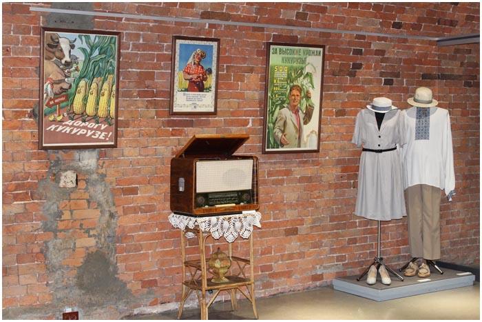 Выставка в Брестской крепости