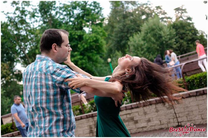 Танцы на Гребном
