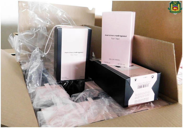 Косметика и парфюмерия из Франции