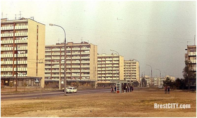 Партизанский проспект в Бресте. Что с ним будет?